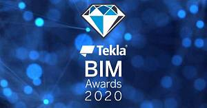 PROMSTAL engineering, s.r.o. v soutěži Tekla BIM Awards 2020