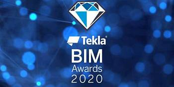 PROMSTAL engineering, s.r.o. v soutěži Tekla BIM Awards 2020